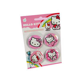 Hello Kitty pinssit - Pinssit - 12790 - 2