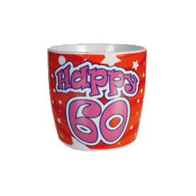 Muki Happy Birthday 60V - Kahvikupit - 13150 - 1