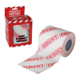 WC-Paperi Emergency - WC-Paperit - 19020 - 1