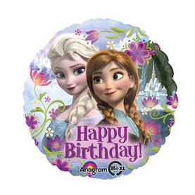 Foliopallo Frozen Happy Birthday - Foliopallot - 13304 - 1