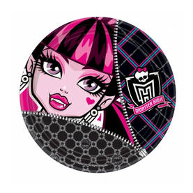 Monster High pahvilautanen iso 8kpl - Monster High - 18814 - 1