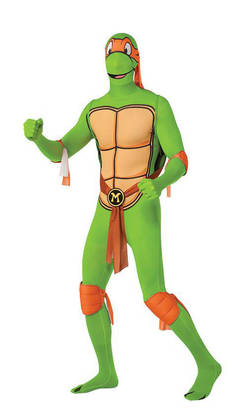 Turtles 2nd skin Michelangelo - TV ja satuhahmot - 20934 - 1