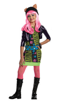 03-10V Monster High Howleen - TV ja satuhahmot - 19576 - 1