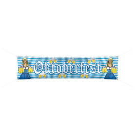 Banner Oktoberfest Beer Party - Octoberfest - 17876 - 1