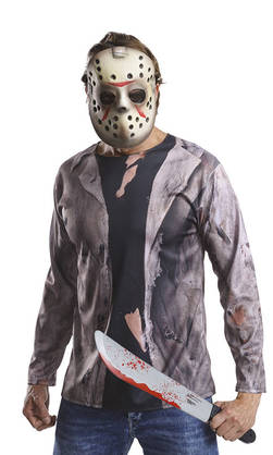 Jason Voorhees Friday the 13th - Kauhu ja vampyyrit - 21506 - 1