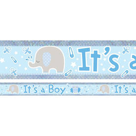BabyJoy It´s a Boy nauha - Vauvakutsut / Baby Shower - 21067 - 1