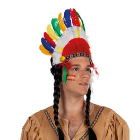 Merirosvolakit ja intiaanip hineet - Maquillage indien homme ...