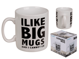 XL Motti I like big mug - Kahvikupit - 22128 - 1